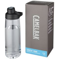 "Botella Tritan™ de 750 ml ""Chute Mag"""
