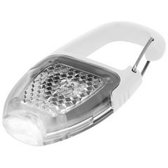 """Llavero con luz LED y mosquetón """"Reflect-or"""""""