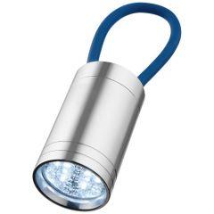 """Linterna de 6 LED con correa reflectante """"Vela"""""""