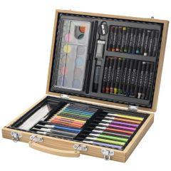 """Set para colorear de 67 piezas """"Rainbow"""""""