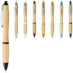 """Bolígrafo de bambú """"Nash"""""""