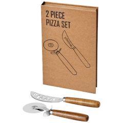 """Set de pizza de 2 piezas """"Reze"""""""