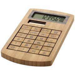 """Calculadora de bambú """"Eugene"""""""