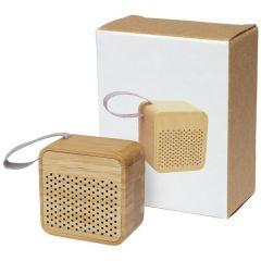 "Altavoz Bluetooth® de bambú ""Arcana"""