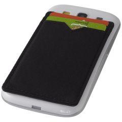 """Portatarjetas dual con protector RFID para el teléfono """"Eye"""""""