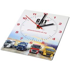"Reloj de pared rectangular ""Brite-Clock®"""