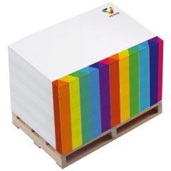 Taco de notas 2A Block-Mate® Pallet 120x80