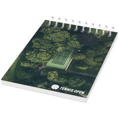 Cuaderno A7 con anillas de alambre Desk-Mate®