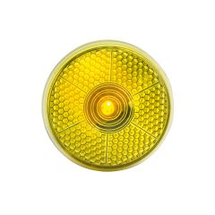 Luz Reflectante Flash 1 Led. Pilas Botón Incluidas