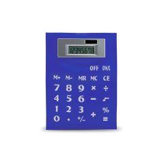 Calculadora Roll Up Magnética. Pilas Botón Incluidas PVC