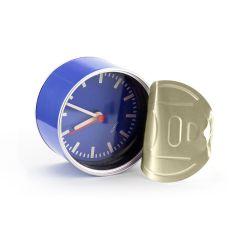 Reloj Proter 1 Pila AA No Incluida Aluminio