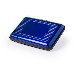 Tarjetero Rainol Protector RFID. 6 Compartimentos Aluminio