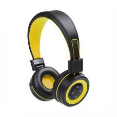 Auriculares Tresor Conexión Bluetooth. Conexión Jack 3,5 mm. Recargable USB. Cable Incluido