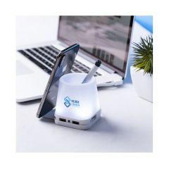 Lapicero Puerto USB Belind 4 Ledes. 2 Posiciones de Luz. 4 Puertos. USB 2.0