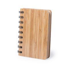 Libreta Lemtun Portada Rígida. 80 Hojas Bambú
