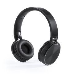 Auriculares Kerpans Conexión Bluetooth. Conexión Jack 3,5 mm. Recargable USB. Cable Incluido