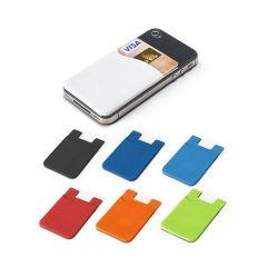 SHELLEY. Porta tarjetas para smartphone