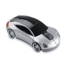 Ratón inálambrico forma coche