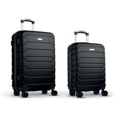 """Set de maletas 20"""" y 24"""" ABS"""
