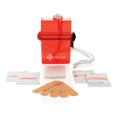 Kit impermeable de primeros auxilios
