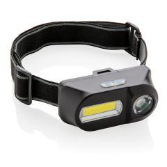 Luz de cabeza luz COB y LED