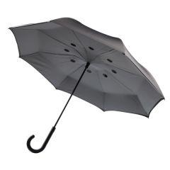"Paraguas autocierre y reversible 23"""