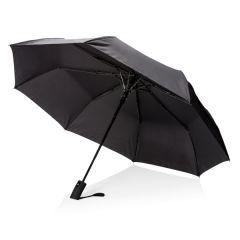 """Paraguas plegable 21"""" Deluxe"""