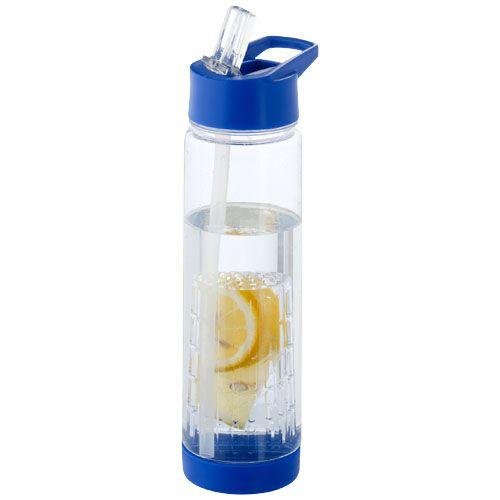"""Botella de Tritan™ de 740 ml con infusor""""Tutti-frutti"""""""
