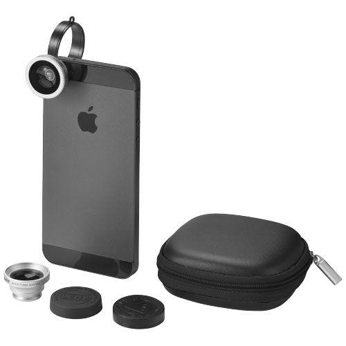 """Set de lentes para smartphone """"Prisma"""""""