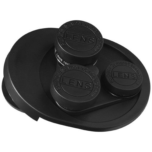 "Kit de lentes para cámara 4 en1 ""Revolve"""