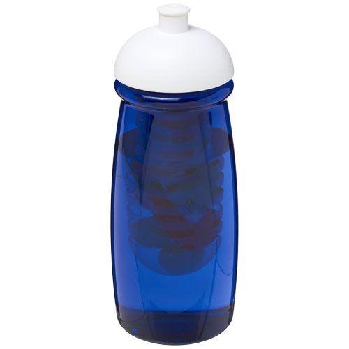 H2O Pulse® Bidón deportivo e infusor con Tapa Dome de 600 ml