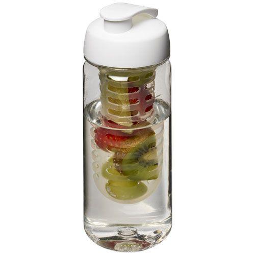 Bidón deportivo e infusor con Tapa Flip de 600 ml Octave Tritan™