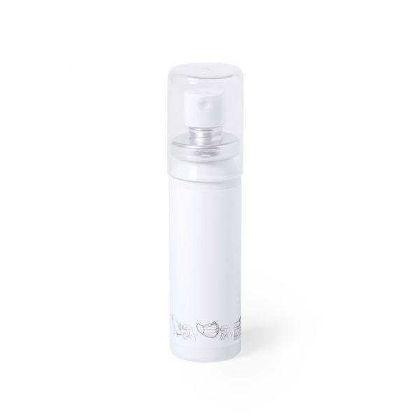 Spray Higienizante Boxton 20 ml. Solución para la limpieza de superficies Aluminio