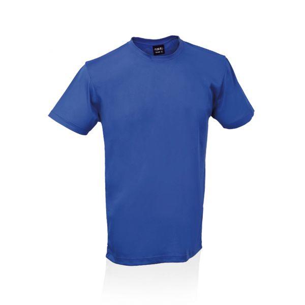 Camiseta Adulto Tecnic Transpirable. Tallas: XS, S, M, L, XL 100% Poliéster 145 g/ m2