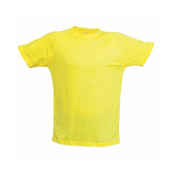 Camiseta Adulto Tecnic Plus Transpirable. Tallas: S, M, L, XL, XXL 100% Poliéster 135 g/ m2