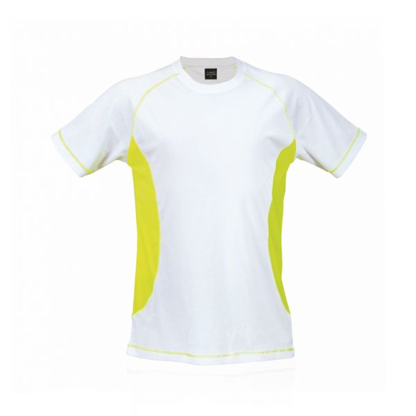 Camiseta Adulto Tecnic Combi Transpirable. Tallas: S, M, L, XL, XXL 100% Poliéster 135 g/ m2