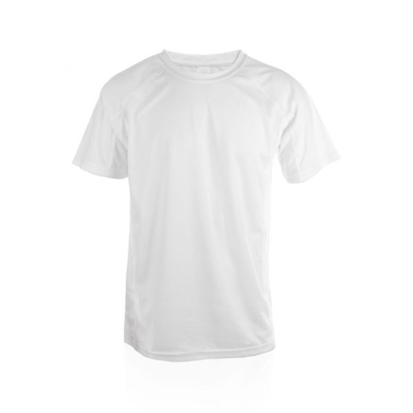 Camiseta Adulto Tecnic Slefy Transpirable. Tallas: S, M, L, XL, XXL 100% Poliéster 135 g/ m2