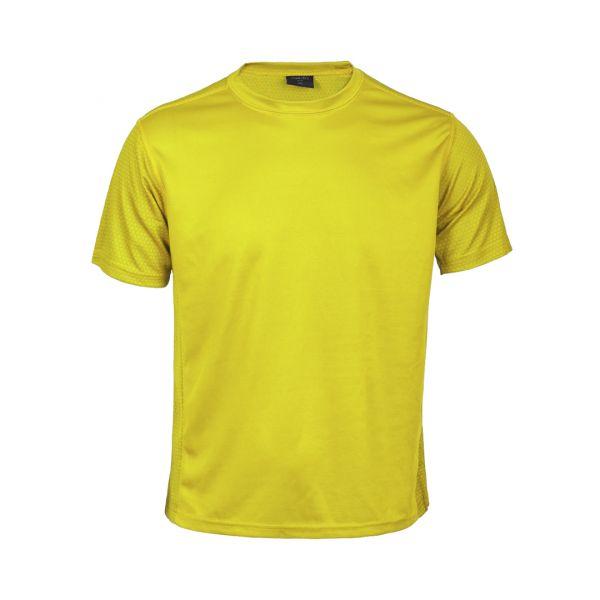 Camiseta Adulto Tecnic Rox Transpirable. Tallas: S, M, L, XL, XXL 100% Poliéster 135 g/ m2