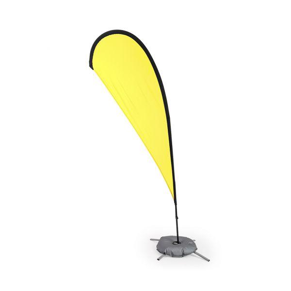 Soporte Bandera Pentho Acero y Fibra de Vidrio/ Poliéster