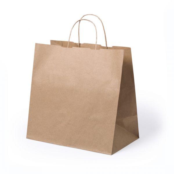 Bolsa Take Away Papel 80 g/ m2