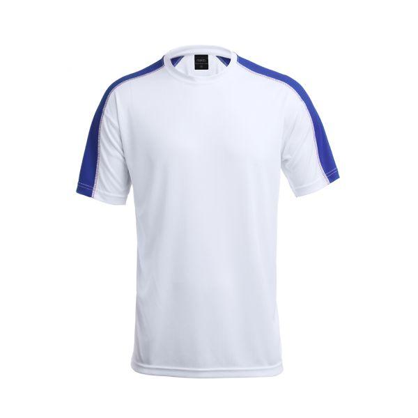 Camiseta Adulto Tecnic Dinamic Comby Transpirable. Tallas: S, M, L, XL, XXL 100% Poliéster 135 g/ m2