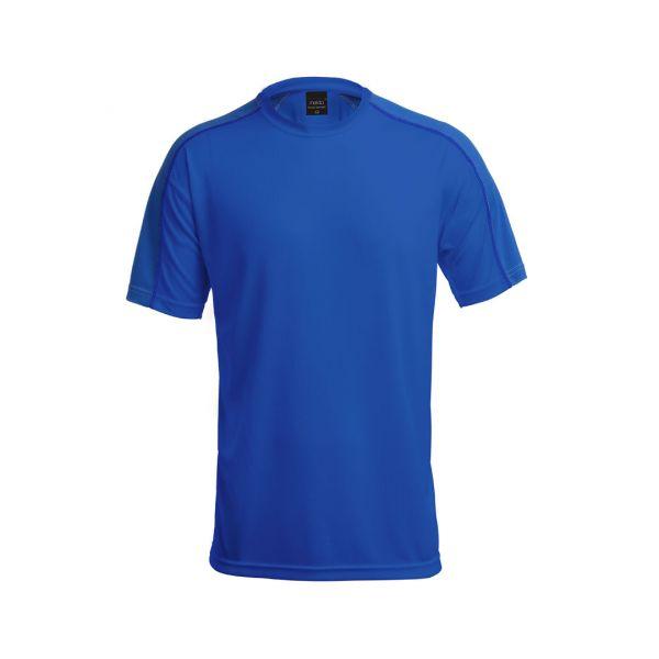 Camiseta Niño Tecnic Dinamic Transpirable. Tallas: 4-5, 6-8, 10-12 100% Poliéster 135 g/ m2