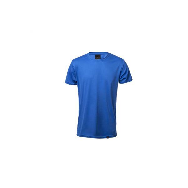Camiseta Adulto Tecnic Markus Transpirable. Tallas: XS, S, M, L, XL, XXL 100% Poliéster RPET 135 g/ m2