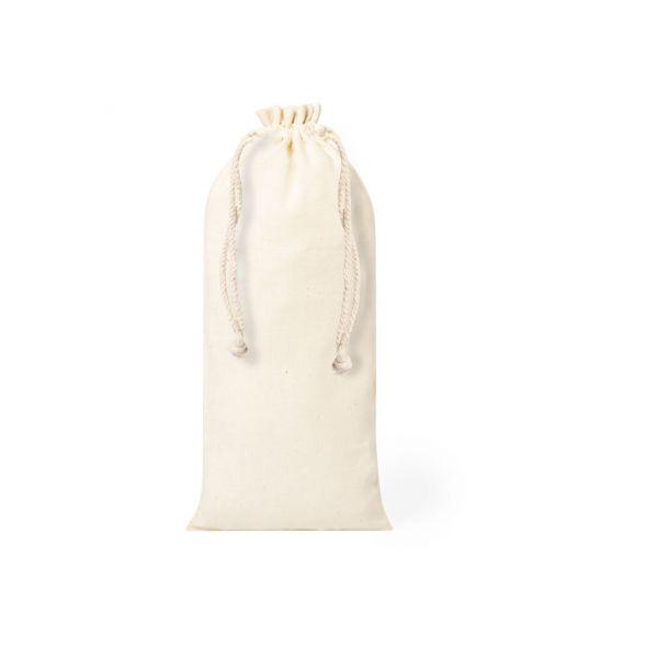 Bolsa Botella Marcex 100% Algodón 105 g/ m2