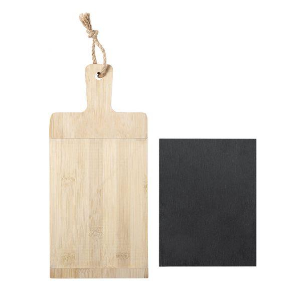 Tabla Sisim Bambú/ Pizarra