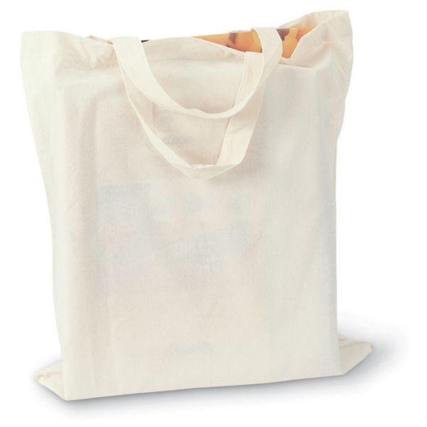 Bolsa compras algodón 105 gr