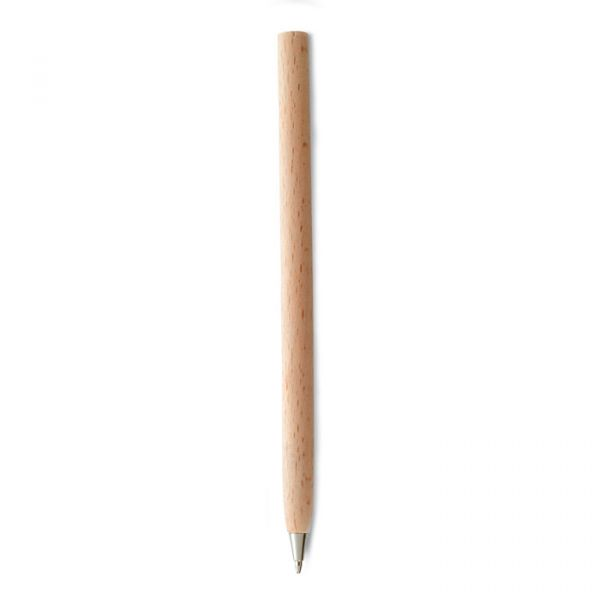 Bolígrafo de madera