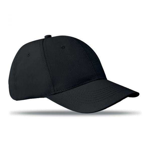 Gorra de beisbol de 6 paneles