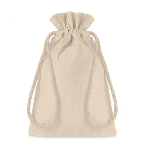 Bolsa de algodón pequeña