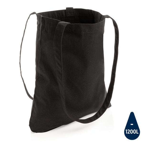 Bolsa de algodón reciclado Impact Aware ™
